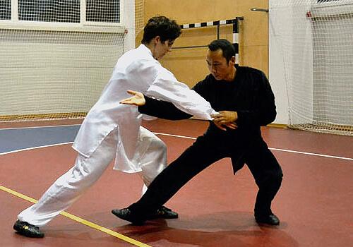 Taiji edzés